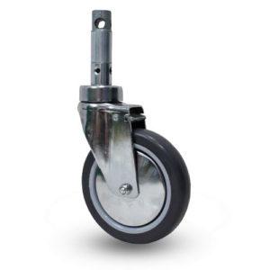 Centrallåsta hjul