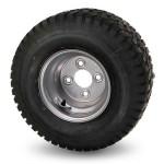 Kompletta hjul utan nav