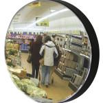 Översiktsspeglar för inomhusbruk