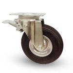 Kompletta hjul till sopkärl