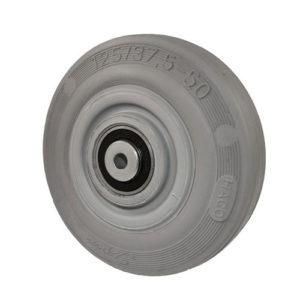 2 - komponent elastiskt gummihjul D4:A