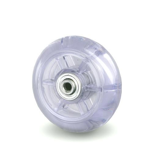 Lätta apparathjul - Transparent A4:C