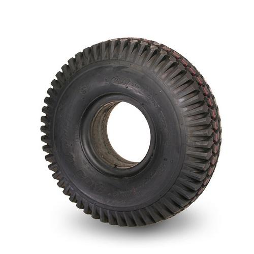 Fyllda däck - elastic