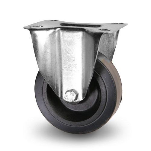 Värmebeständiga hjul - termoplast - rostfritt