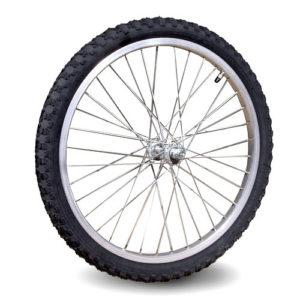 Reservhjul till cykelkärror