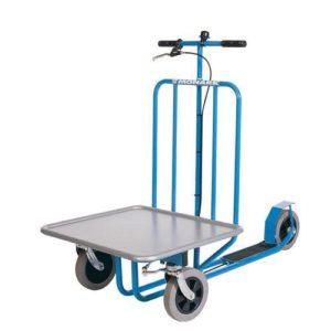 Flaksparkcykel - Lätt