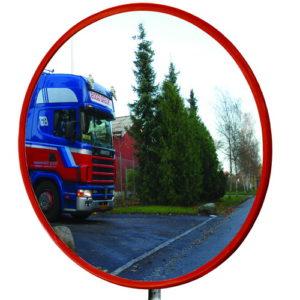 Trafikspegel - Polycarbonat